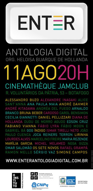 ENTER – Antologia Digital
